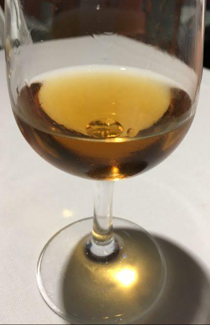 Chupito de Calvados