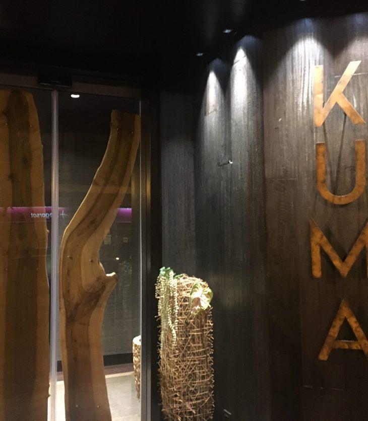 Restaurante Kuma de Bilbao