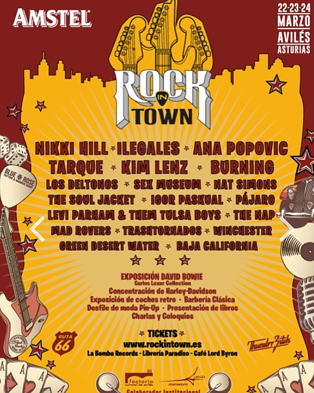 Rock in Town de Avilés 2019
