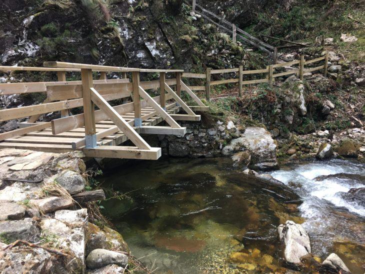 Puente del Desfiladero de los Arrudos