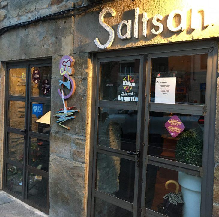 Eguensaltsan, los jueves mágicos de Saltsan en Durango