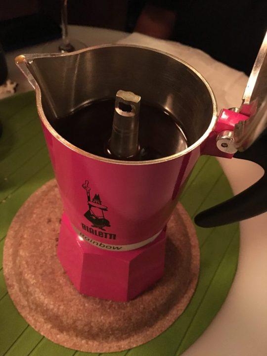 Café aromático