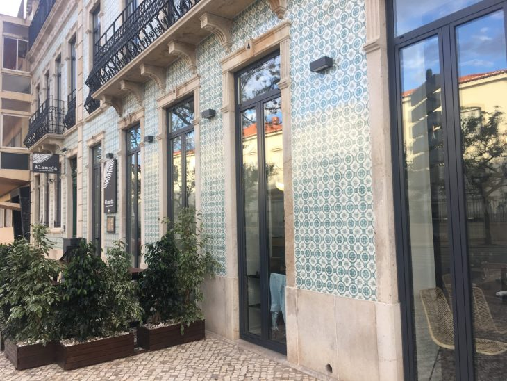 Restaurante Alameda de Faro