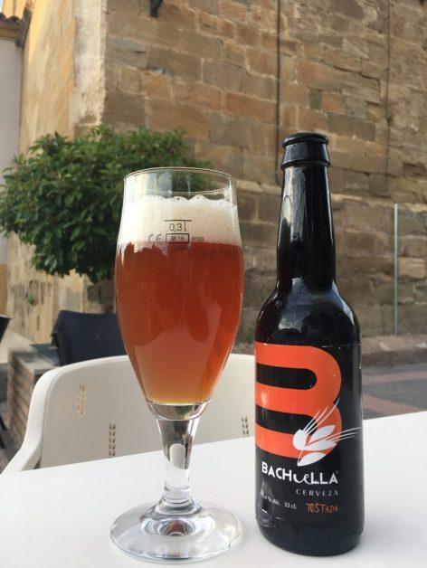 Cerveza artesana Bachiella