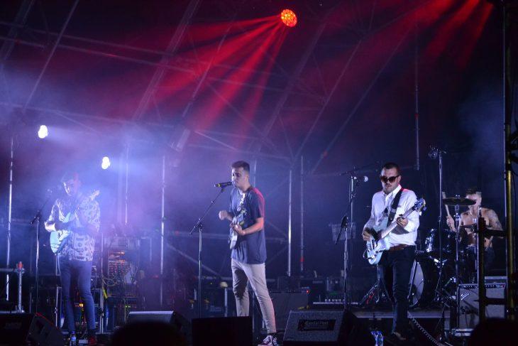 The Rapants en el Caudal Fest