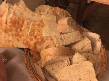 Carasau, pan típico de Cerdeña