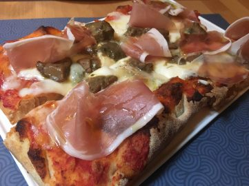 Pizza romana La Trentina