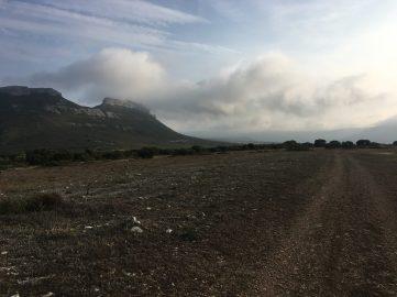 Ruta El Ventanón desde Ojo Guareña