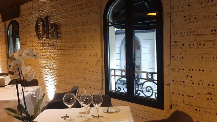 Restaurante Ola MartÍn Berasateguide Bilbao