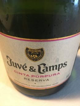 Cava Juve Camps cinta púrpura reserva