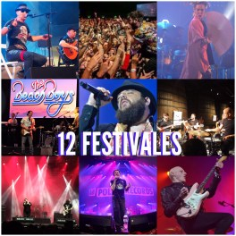 12 Festivales de música con ecanto