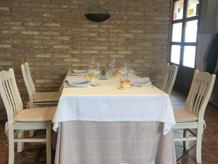 Restaurante Héctor Oribe