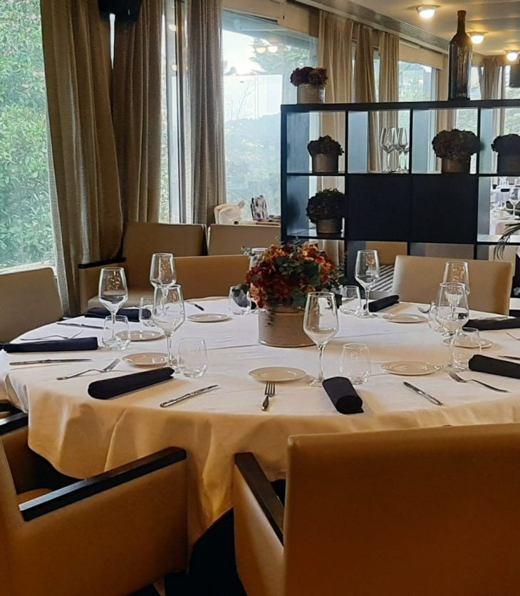 Restaurante El Club de Campo de Laukariz