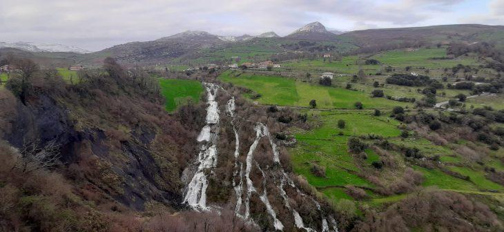 Cascada del Gándara