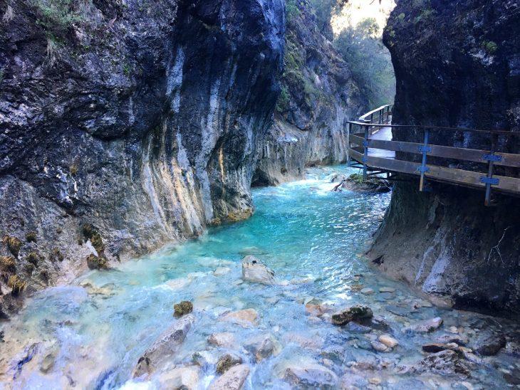 Ruta del río Borosa hasta la Cerrada de Elías