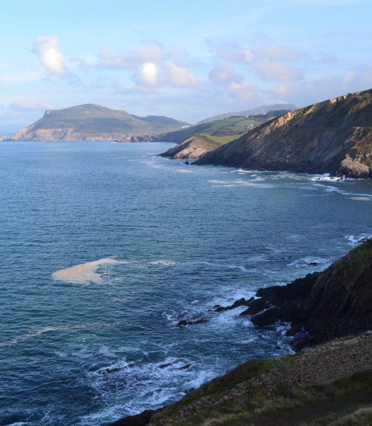 Ruta desde Muskiz a Pobeña y Ontón