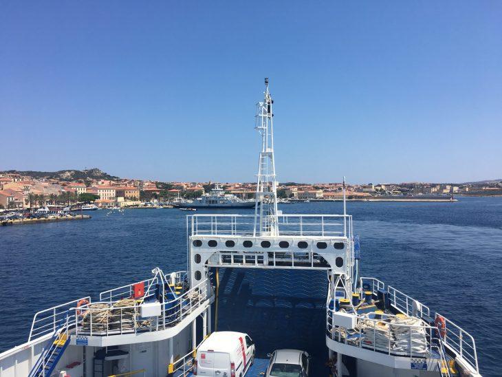 Ferry Palau- La Maddalena