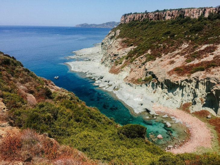 Playa Cala ´e Moro de Bosa