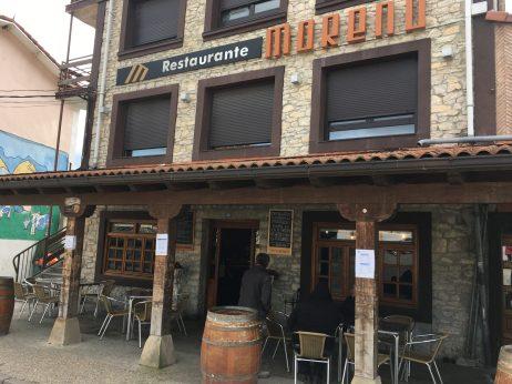 Restaurante Moreno de Quincoces de Yuso