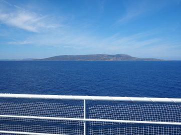 Ferry Barcelona-Porto Torres