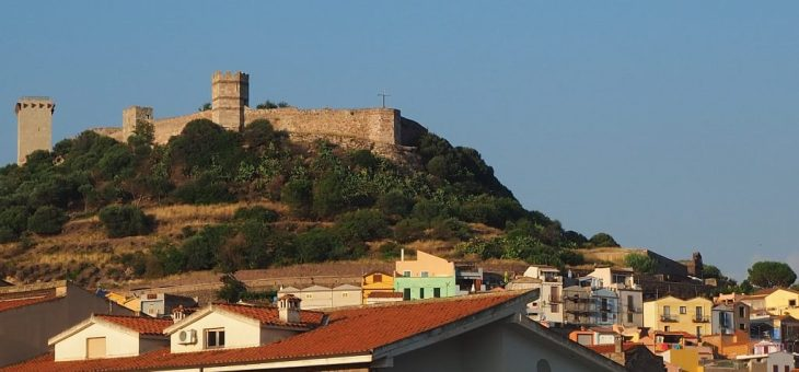 Castello Malaespina de Bosa