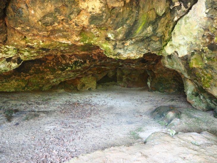 Eremitorio rupestre de La Cueva de Cillaperlata