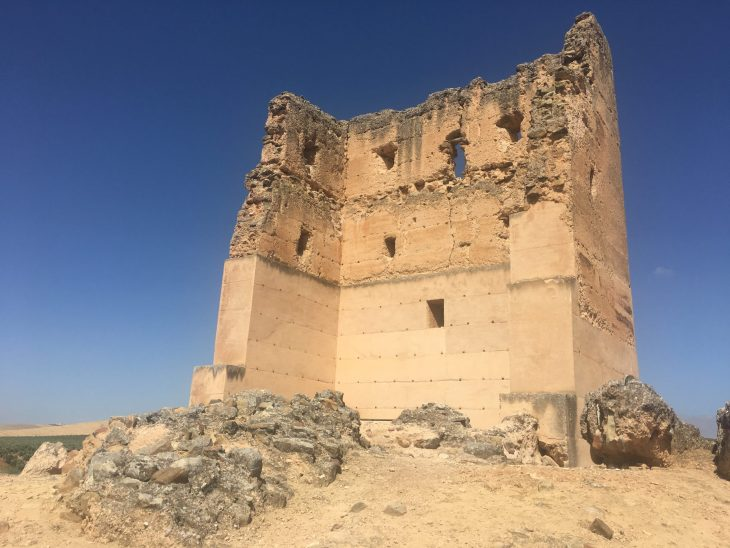 Castillo de Santa Eufemia