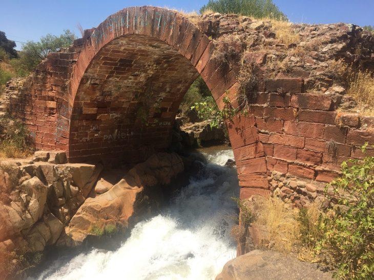 Puente romano de Vadollano