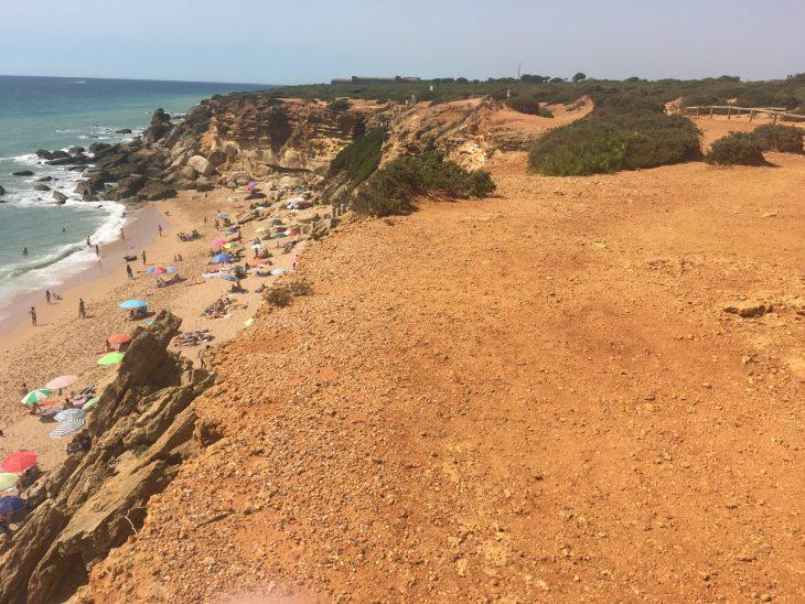 Playas de Conil Calas de Roche