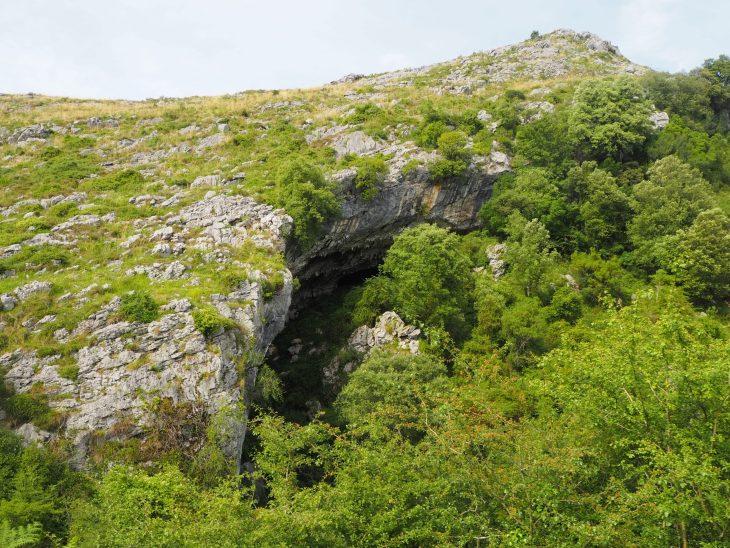 Ruta de las Cuevas de Baltzola