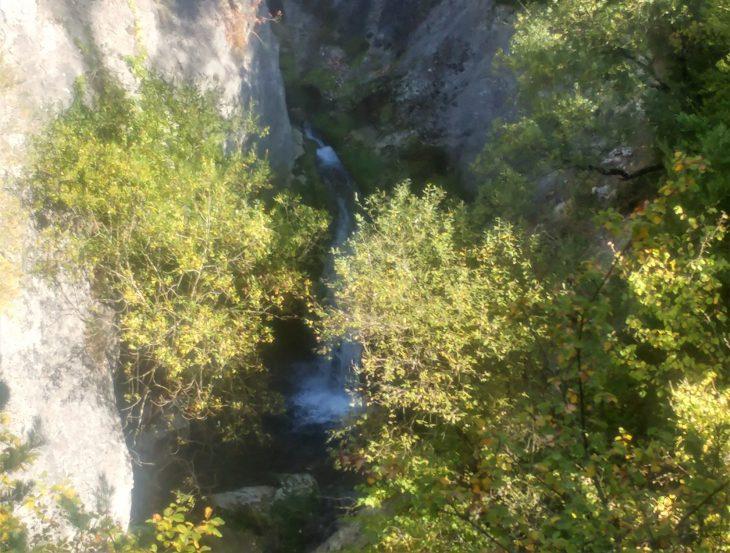 Desfiladero del río Purón