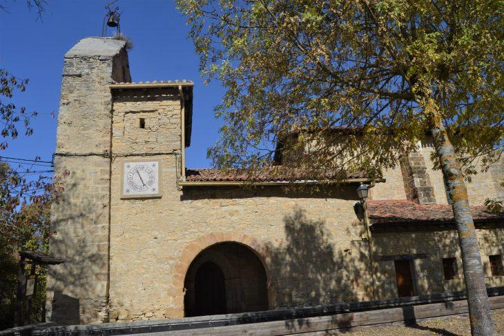 Iglesia de Santa Elena de Lalastra