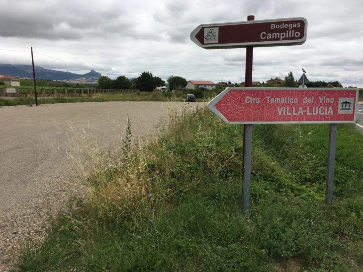 Ruta de las Lagunas de Laguardia