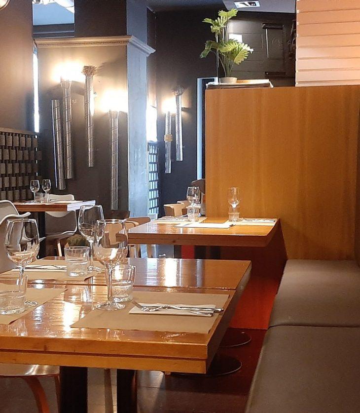 Zaka Restaurante de Bilbao