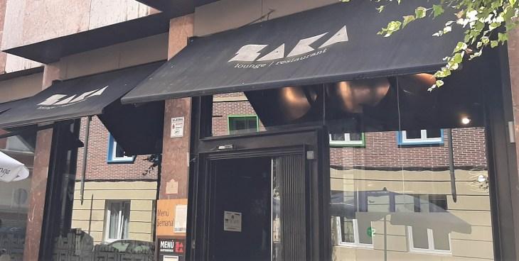 Zaka Restaurante de Bilbao y su menú del día