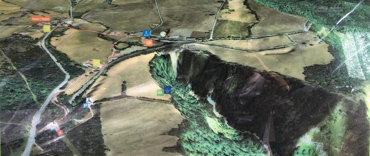 Ruta de la Cascada de Gujuli o Goiuri