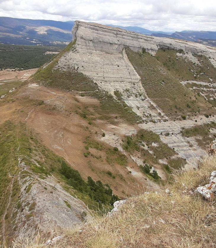 Punta de Dulla y El Paño