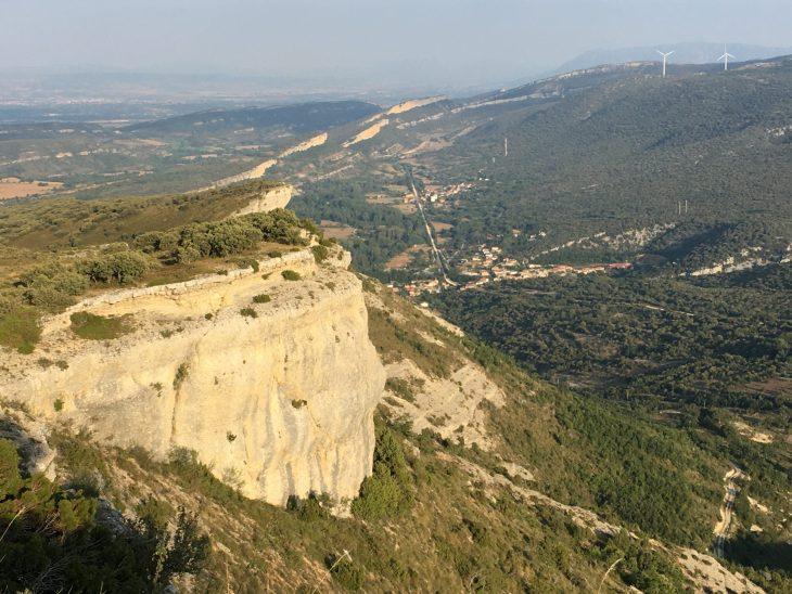 Vistas de Puentedey y Brizuela