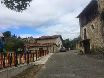 Barrio de La Bárcena