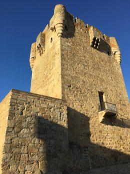Torre del Homenaje de Sobradillo