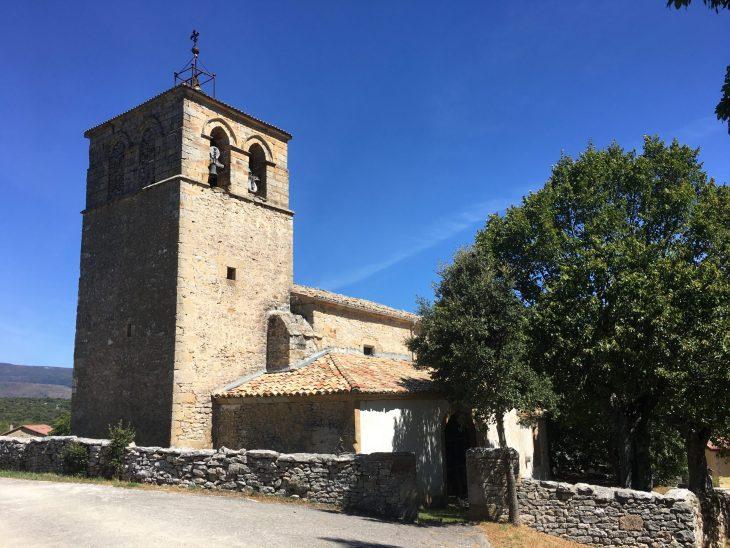 Iglesia de San Esteban de Villamartín de Sotoscueva
