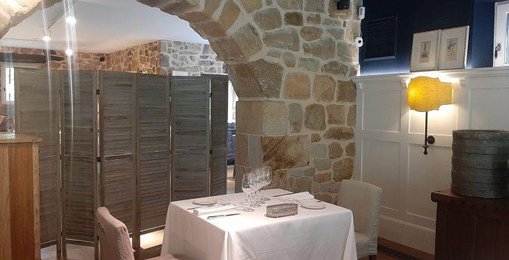 Restaurante AbOIZ en Garai