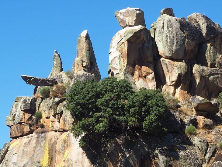Rocas del Fraile y de la Monja