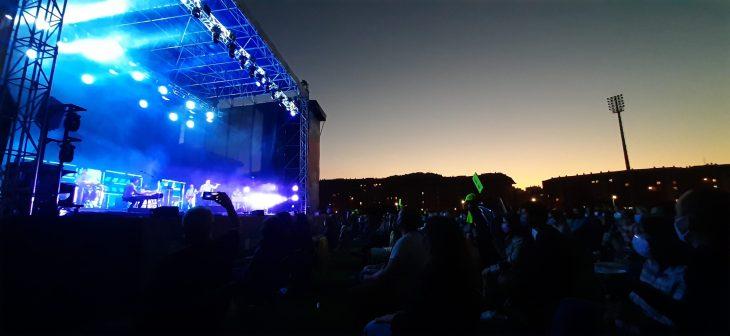 Vetusta Morla en el Festival Sónica