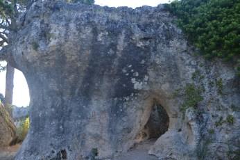 Rocas con forma de animales