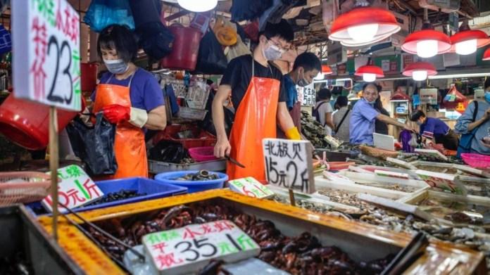 WHO: Wuhan'daki pazar bir rol oynadı, ama hangisi?