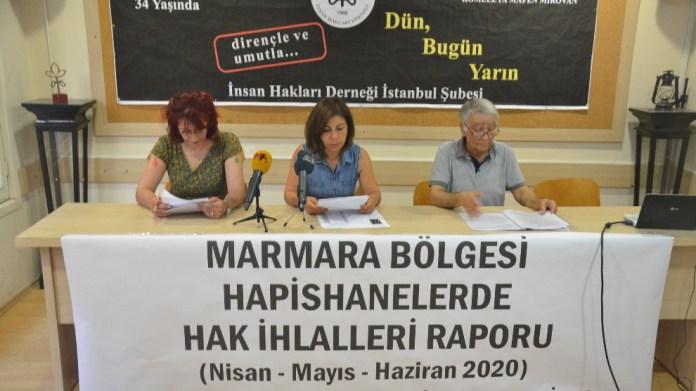 Marmara cezaevlerinde işkence ve baskı arttı