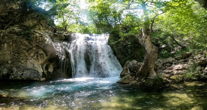 Kahramanmaraş'ın saklı cenneti: