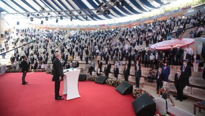 CHP Parti Meclisi'ne seçilen 8 isim belli oldu