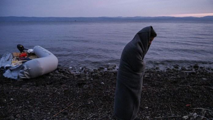 Ege'de göçmen gemisi battı, Türkler kurtarmadı